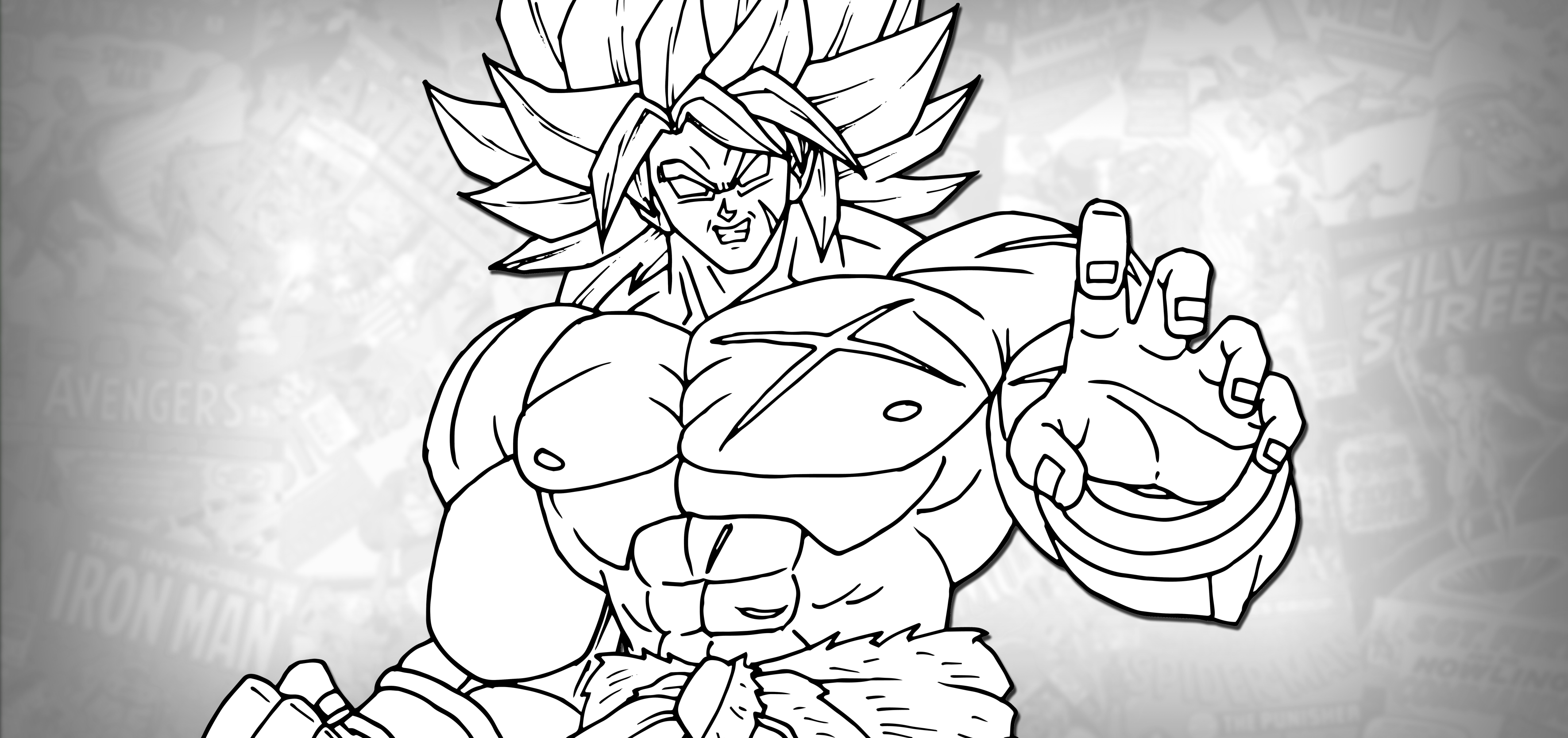 Dragon Ball Super Broly Archives Draw It Too
