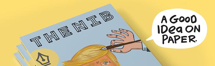 The Nib Magazine Kickstarter Campaign