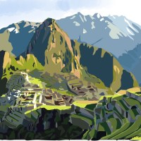 Places Which Haunt My Dreams: Machu Picchu
