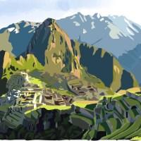 Places Which Haunt My Dreams: Machu Picchu