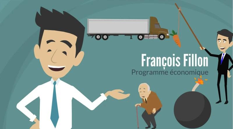 Le programme économique de François Fillon
