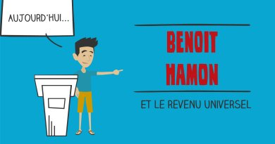Comment Benoît Hamon envisage t il le revenu universel?
