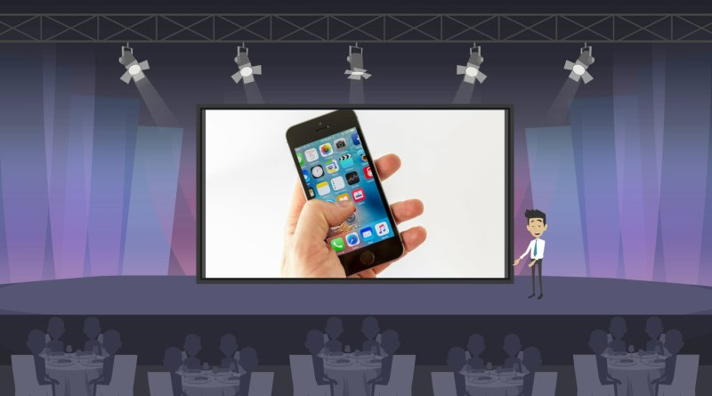 Steve JOBS présente le premier Iphone