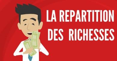 La Répartition des Richesses - DME