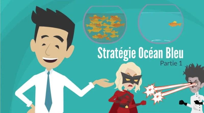 Cas pratique sur la Stratégie Océan Bleu