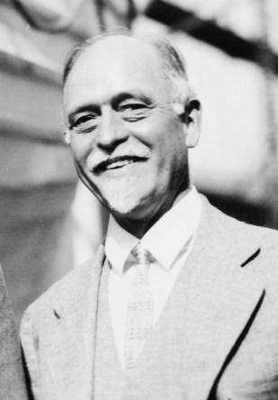 L'économiste Irving Fisher