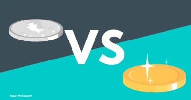 Investir Dans L' Or Ou L' Argent : Comment Choisir ?