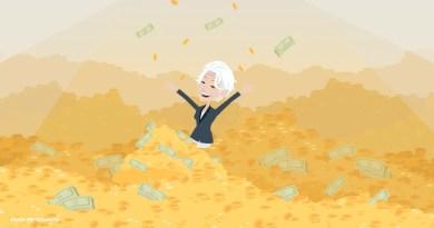 Maintenant, Les Banques Centrales Se Ruent Sur l' Or!