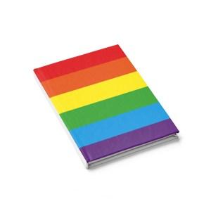 Rainbow Journal – ruled