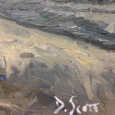 oil painting signature