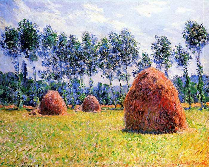 How Claude Monet Used Haystacks To Demonstrate Light and Color