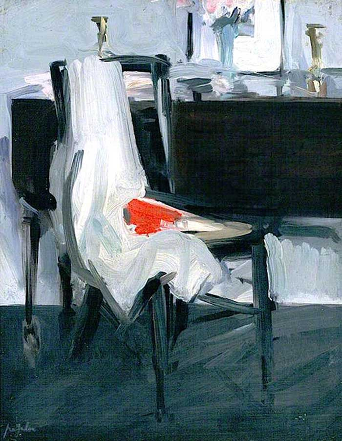 Samuel Peploe, Interior