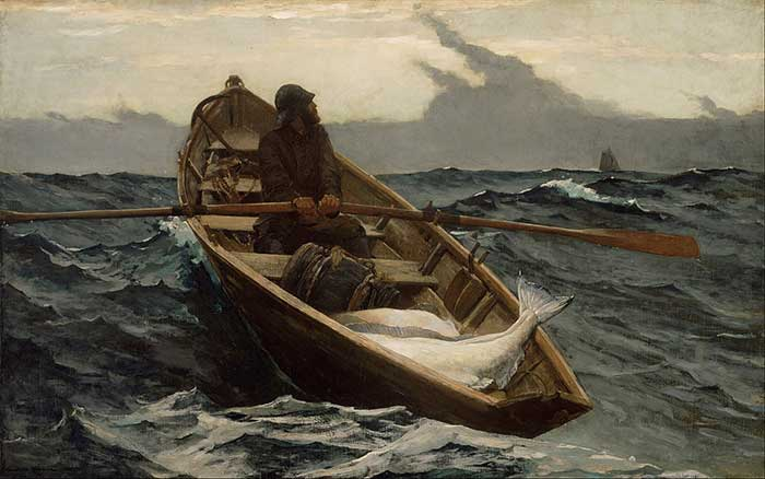 Quotes By Winslow Homer