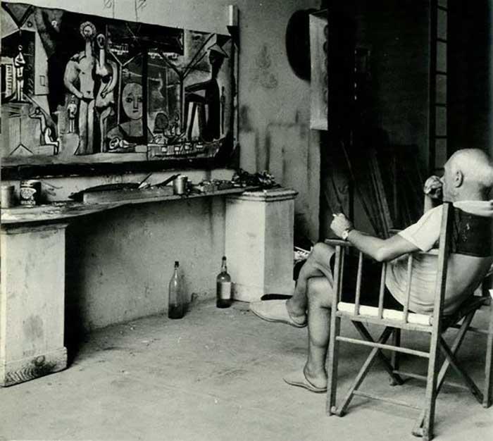 Pablo Picasso 4