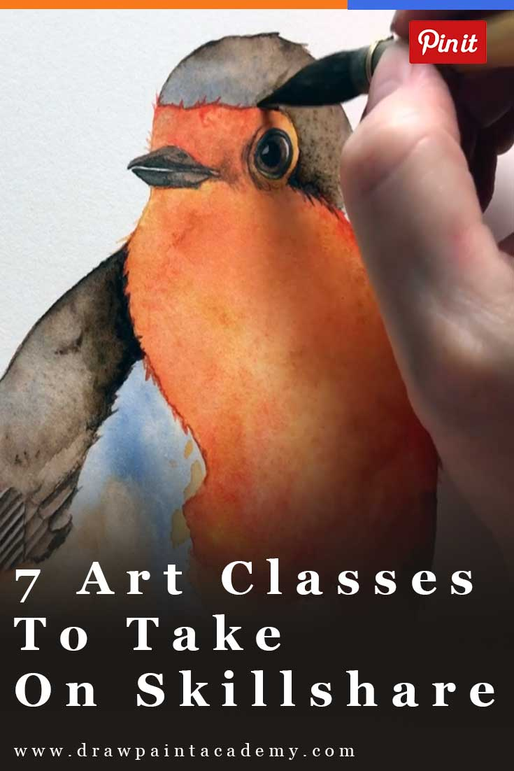 Skillshare Review For Artists. Check out these 7 art classes which you can take on Skillshare.