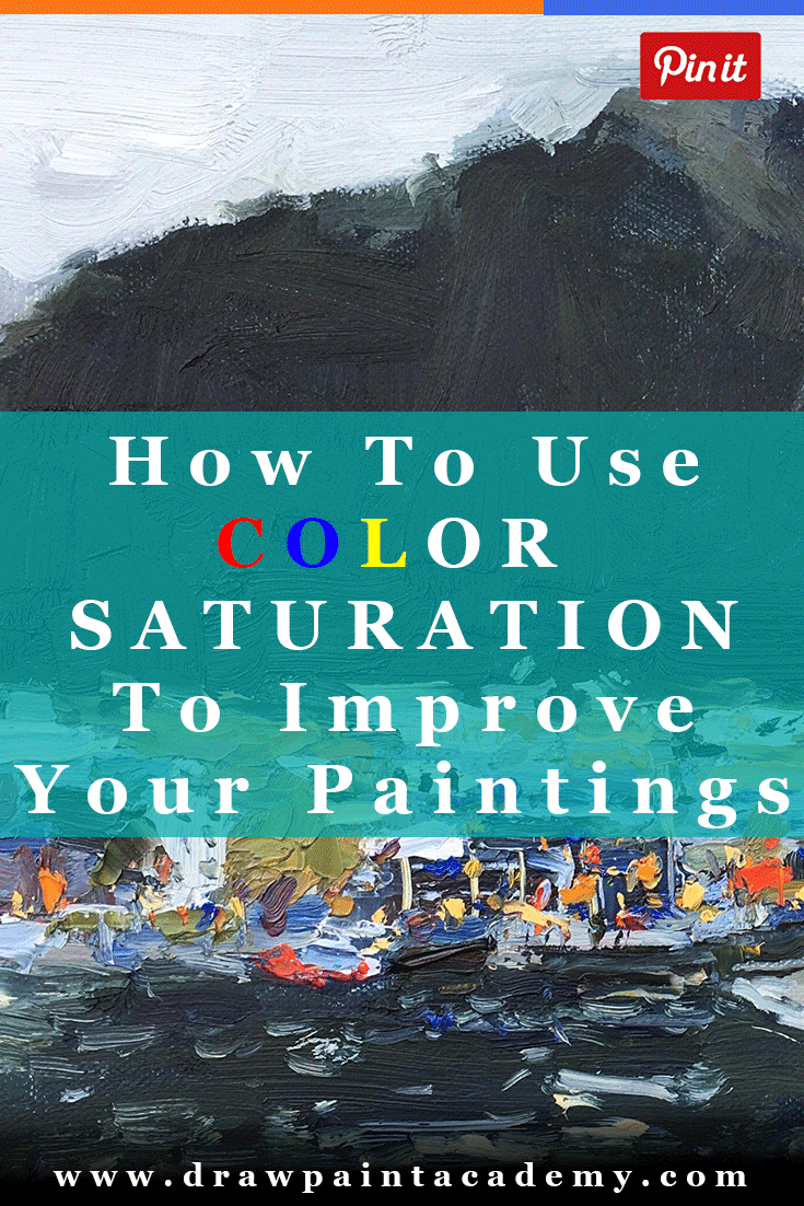 How To Use Increased Color Saturation To Draw Attention To Your Focal Point. This simple technique will help your focal point really pop.