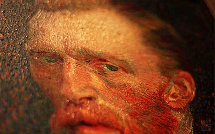 Vincent van Gogh - Close Up