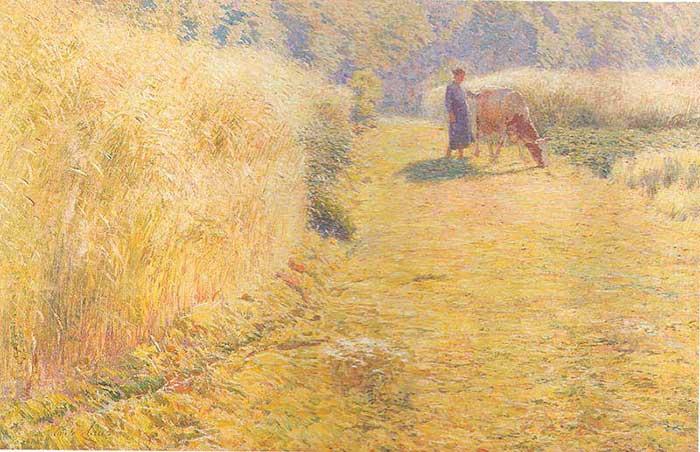 Emile Claus, Summer, 1893