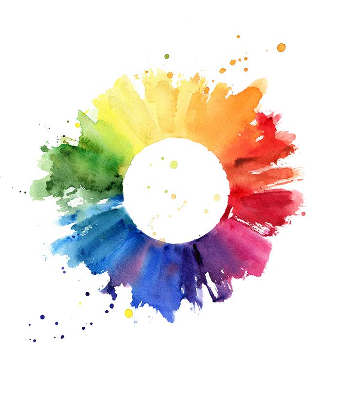 Painting Accessories - Color Wheel