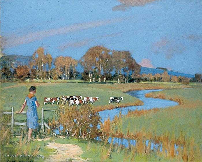 George Henry, Pastoral