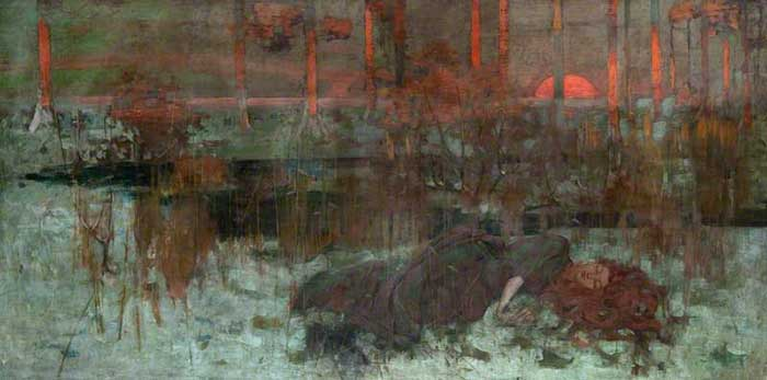 George Henry, Winter