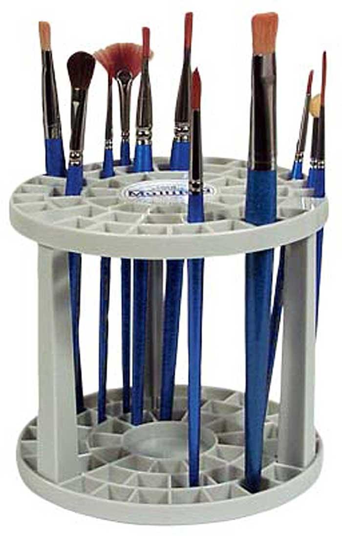 Paint Brush Storage