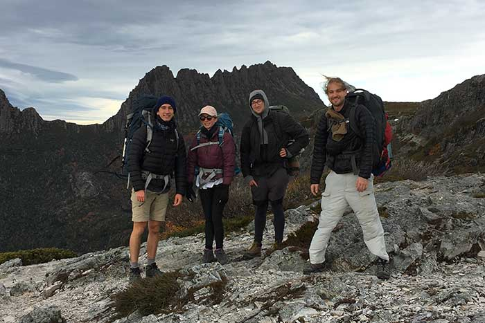 Overland Track - Day 1 | Plein Air Painting Tips