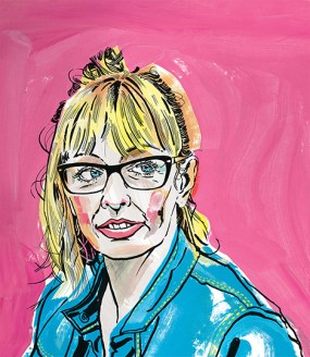 Lucy DeCoutere.