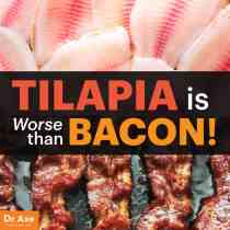Tilapia is Worse than Bacon! - Dr.Axe