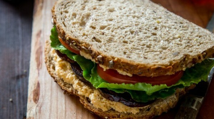 The Best Vegan BLT