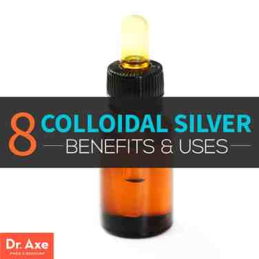 Colloidal Silver Health Benefits and Uses Title