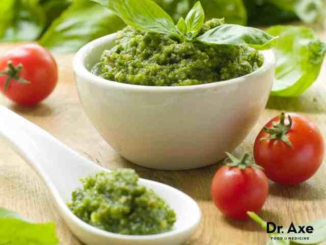 Basil-Tomato-Pesto