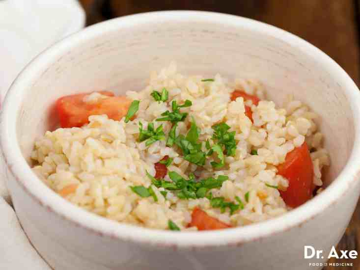 brown-rice-tomatoes