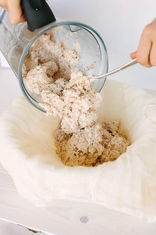 Almond milk recipe - Dr. Axe