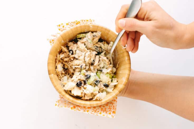 Tuna Salad Mix