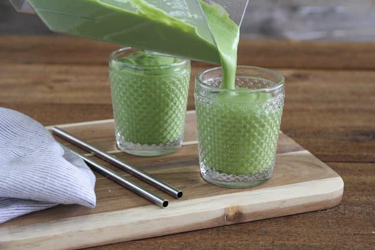 Gut-healing smoothie - Dr. Axe