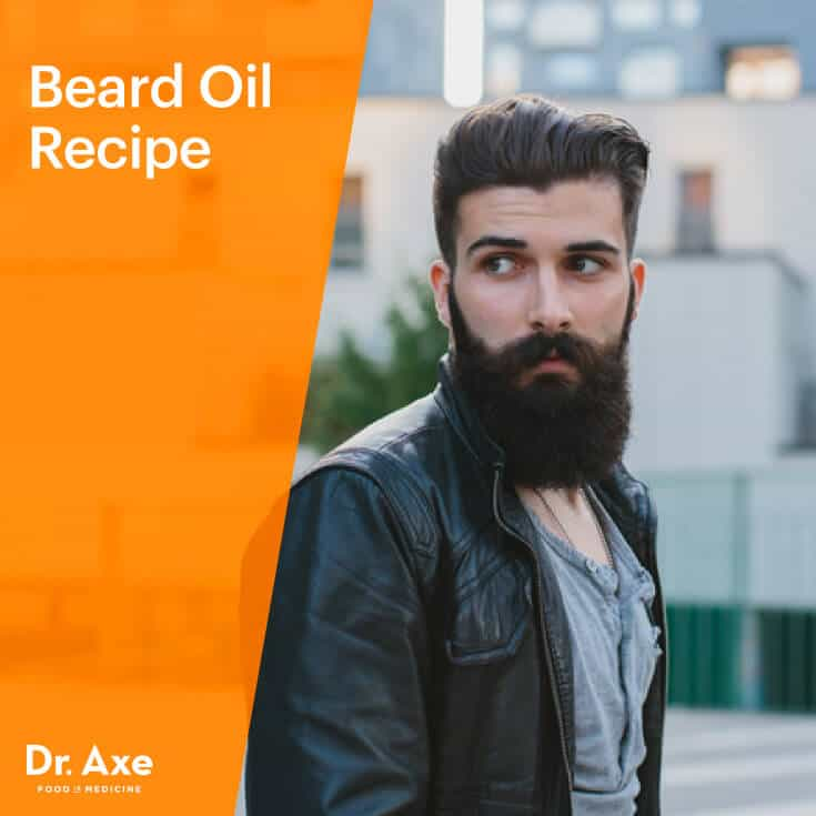 Beard oil recipe - Dr. Axe
