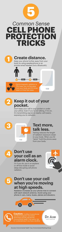 do cell phones cause cancer - dr. axe
