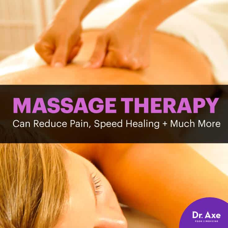 Massage therapy - Dr. Axe