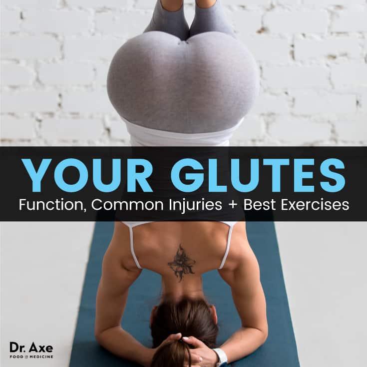 Gluteus maximus - Dr. Axe