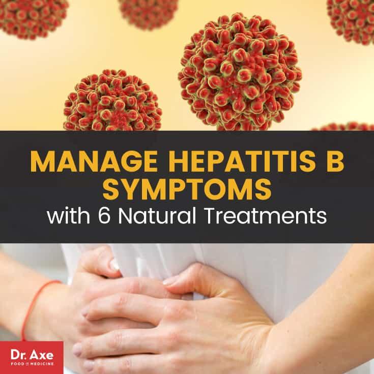 Hepatitis B - Dr. Axe