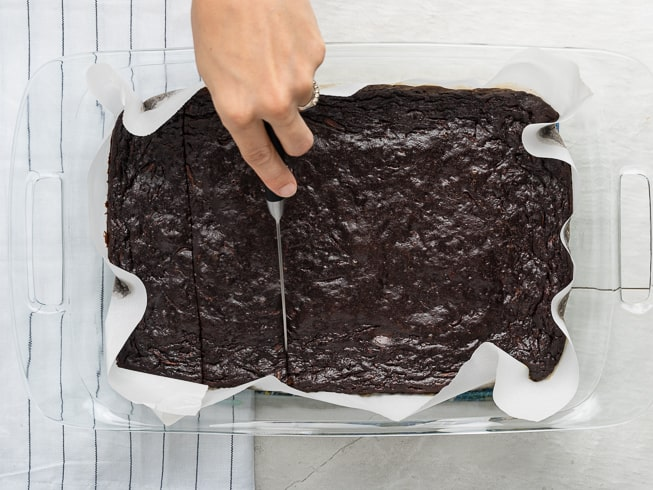 Zucchini brownies step 10 - Dr. Axe