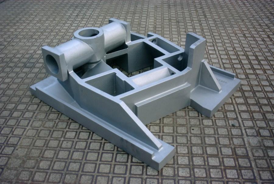 Aluminium Casting LM25TF