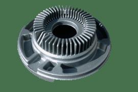 Aluminium Pump Casting - LM25TF