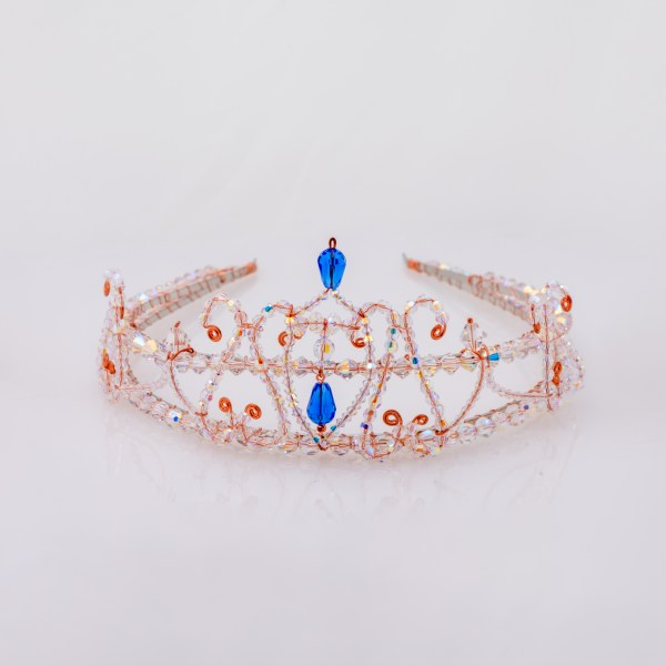 Star Sapphire Tiara