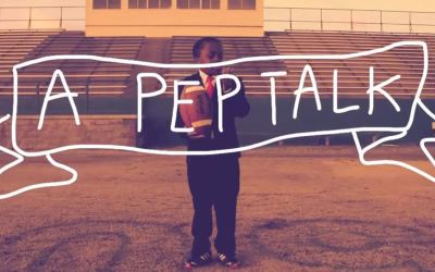 Pep Talk by Kid President