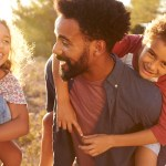 family demonstrating relationship clarity