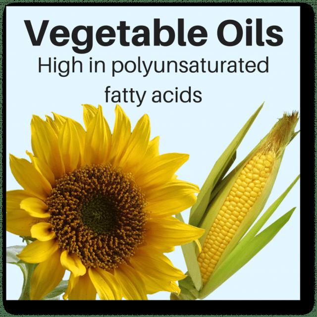 best cooking oils - vegetable oils