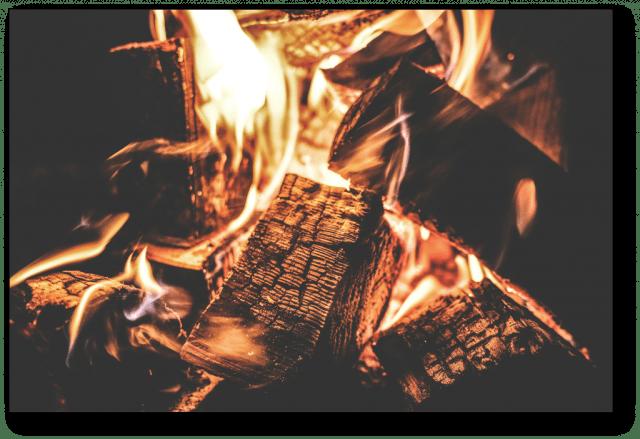 burn body fat fire