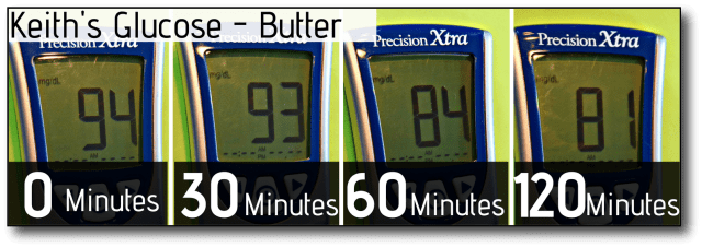 coffee and intermittent fasting-keith glucose butter